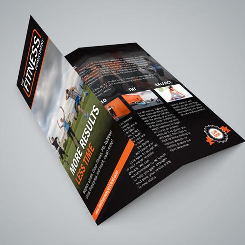 Fitness-Brochure